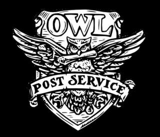 transparent owl